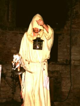 Ognissanti (Halloween) nella fortezza di Castrocaro