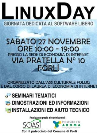 Linux Day 2004 Forlì