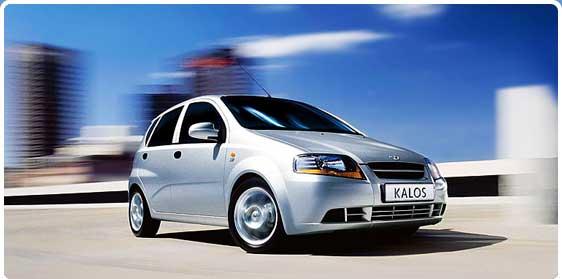 Daewoo Kalos, un'auto davvero economica e dai bassi consumi