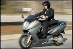 Vectrix - Il maxi scooter elettrico