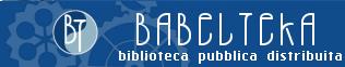 Babelteka - Biblioteca Pubblica Distribuita