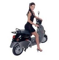Oxygen Lepton - Il mio scooter elettrico
