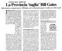 Software Libero in Provincia - Con OpenOffice.org si risparmieranno dai 200′000€ ai 250′000€