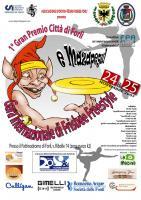 Gara Internazionale di Frisbee Freestyle a Forlì