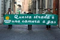 Questa Strada è una camera a gas - Verdi Forlì
