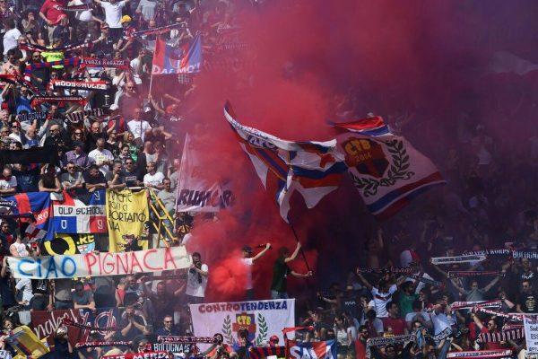 Ciao Pignaca - Curva Stadio Bologna